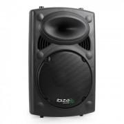 """Ibiza SLK10-A aktiv PA-högtalare 25cm (10"""") 400W USB SD MP3"""