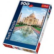 Puzzle Trefl, Taj Mahal, 500 piese