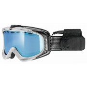 Ochelari ski / snowboard Uvex Uvision Electric gri / bleu
