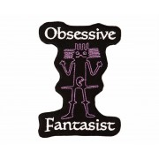Petic care se calcă (plasture) DISTURBIA - Fantasist - AW19WSP06