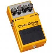 Boss OD-1X OverDrive Pedal guitarra eléctrica