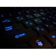 Клавиатура A4Tech KD-126-1 Blue USB