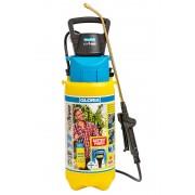 Set Gloria Pulverizator & AutoPump Functioneaza cu baterii / reincarcabile Pompa electrica fara fir Capacitate 5 litri Presiune maxima 1.5 bar
