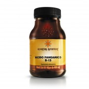 VITAMINA B-15 ACIDO PANGAMICO 60 CAPS DE 500 MG