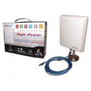 Супер мощтна Wi-Fi антена за външен монтаж WiFi SKY