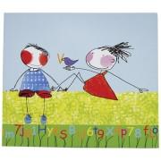 1x25 Daiber Grassland 13x18 Portrait folders for children