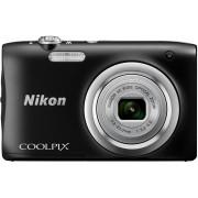 Digitalni foto-aparat Nikon A10, Crni