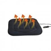 Pernă încălzită pt. scaune cu alimentare 12V mufă brichetă