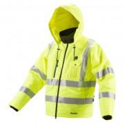 Jachetă Makita DCJ206Z, încălzită compatibilă cu acumulatori Li-Ion LXT 18V, 14,4V L
