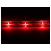 LED-Lichtschlauch für innen 10 Meter, rot   Lichterkette