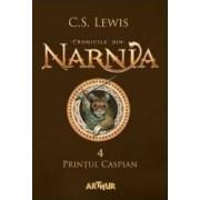 Cronicile din Narnia Vol.4 Printul Caspian - C.S. Lewis