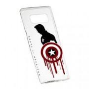Husa de protectie Marvel Avengers Samsung Galaxy S10 Plus rez. la uzura anti-alunecare Silicon 199