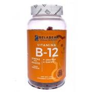 Solanum Vitamina B12 150 gomitas Belabear sabor Naranja.