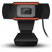 Webcam HD 480P PC Cámara con micrófono de absorción MIC