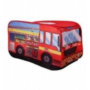 Cort de Joaca pentru Copii tip Masina de Pompieri Interior Exterior