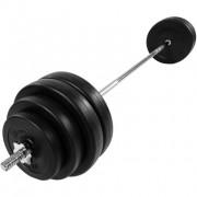 OEM M09619 Obojručné činkový set 60,5 kg MOVIT®
