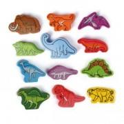 Jucarie eco din lemn Animale preistorice Dinozauri Hape
