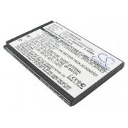 Samsung Diva Folder Batteri till Mobil 3,7 Volt 650 mAh Kompatibel