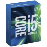 Microprocesador Intel Core I5 7400 3.5 Ghz-Gris