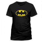 Tricou - Batman - Distressed Logo