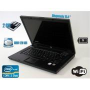 Laptop HP Compaq nx7400 15.4'' Core2Duo T5600 1,9 GHz 2GB Ram 120 Gb Baterie OK