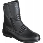 Dainese Nighthawk D1 Gore-Tex Motocyklové boty nízké 46 Černá