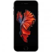 "Telefon Mobil Apple iPhone 6S, Procesor Apple A9, IPS LED-backlit Multi‑Touch 4.7"", 2GB RAM, 128GB flash, 12MP, Wi-Fi, 4G, iOS 9 (Gri Spatial) + Cartela SIM Orange PrePay, 6 euro credit, 6 GB internet 4G, 2,000 minute nationale si internationale fix sau S"