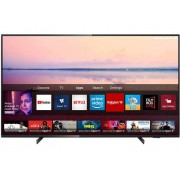 Philips 55PUS6704 LED-TV 139 cm 55 inch Energielabel: A+ (A+++ - D) DVB-T2, DVB-C, DVB-S, UHD, Smart TV, WiFi, PVR ready Zwart