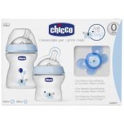 Chicco Geschenkset, Blau