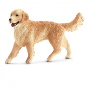 Schleich Figurina Animal Golden Retriever, femela