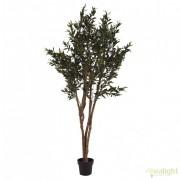 Planta artificiala decorativa, maslin design shabby chic Olivo 22691 VH