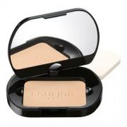 BOURJOIS Paris Silk Edition Compact Powder 9 g púder pre ženy 52 Vanille
