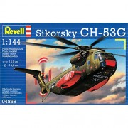 Revell 04858 15 cm Ch-53G Heavy Transport Helicopter Model Kit