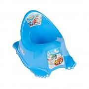 TEGA BABY Nočník Cars modrý