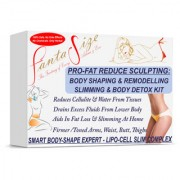 FAT REDUCTION CELLULITE REMOVAL SLIMMING BODY FIRMING SCULPTING SHAPE-UP SKIN TIGHTENING KIT INSTANT FIRMING