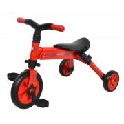 Tricicleta 2 in 1 B trike Rosu