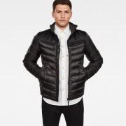 G-Star RAW Heren Attacc Down Jacket Zwart - Heren - Zwart - Grootte: 2X-Small