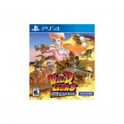 Wild Guns PlayStation 4