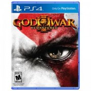 Игра God of War 3 Remastered PS4