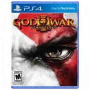 Игра God of War 3 Remastered PS4