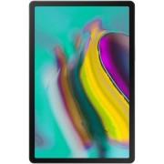 "Tableta Samsung Galaxy Tab S5e T720 (2019), Procesor Octa Core 2.0GHz, Ecran Super AMOLED Capacitive multitouch 10.5"", 4GB RAM, 64GB Flash, 13MP, Wi-Fi, Bluetooth, Android (Argintiu) + Cartela SIM Orange PrePay, 6 euro credit, 6 GB internet 4G, 2,000 minu"