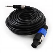 FrontStage Джак конектор за PA кабел, 10 м (CJ-M-6,3MM-SPK-10M)