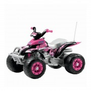 ATV Corral T Rex Pink Peg Perego