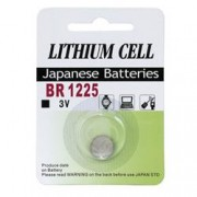 Gp Batteries Blister 1 Batteria a Bottone Litio 1225