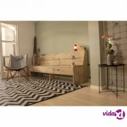 Bo-Leisure vanjski tepih Chill mat XL Lounge 2,7x3,5 m s uzorkom valova