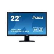 "iiyama ProLite X2283HS-B3 - écran LED - Full HD (1080p) - 22"""