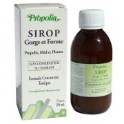 Propolia - Sirop propolis Gorge et Forme - Miel et Plantes - 150ml
