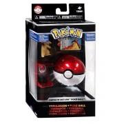 Pokemon TOMY Trainer's Choice Catch 'n' Return Poke Ball Typhlosion & Poke Ball
