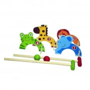 OUTDOOR PLAY croquet set 0713005