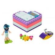 Lego Caja Corazón de Verano de Emma